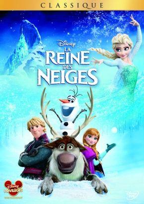 La Reine Des Neiges Disney Vidéos Collection Disneyfr