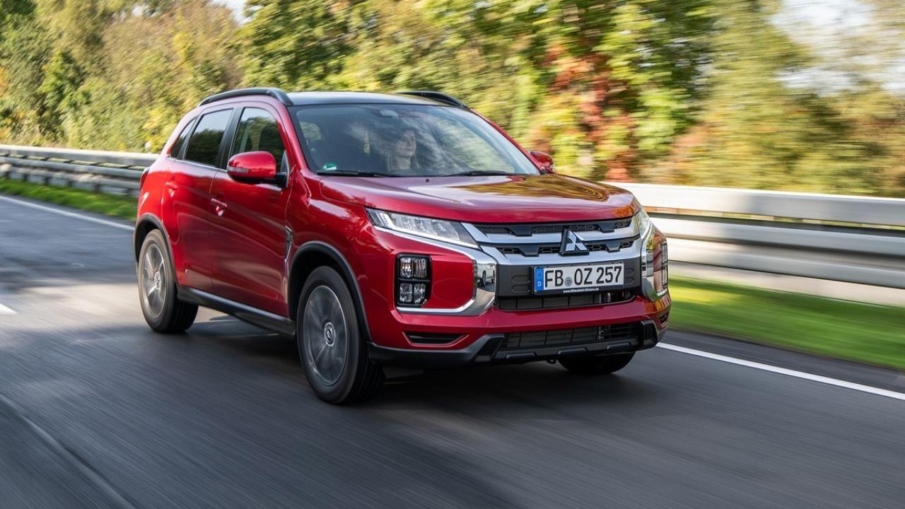 Mitsubishi Asx Facelift Im Test Das Facelift Hat Dem Suv Gut Getan Opel Mokka Autos Autofahren