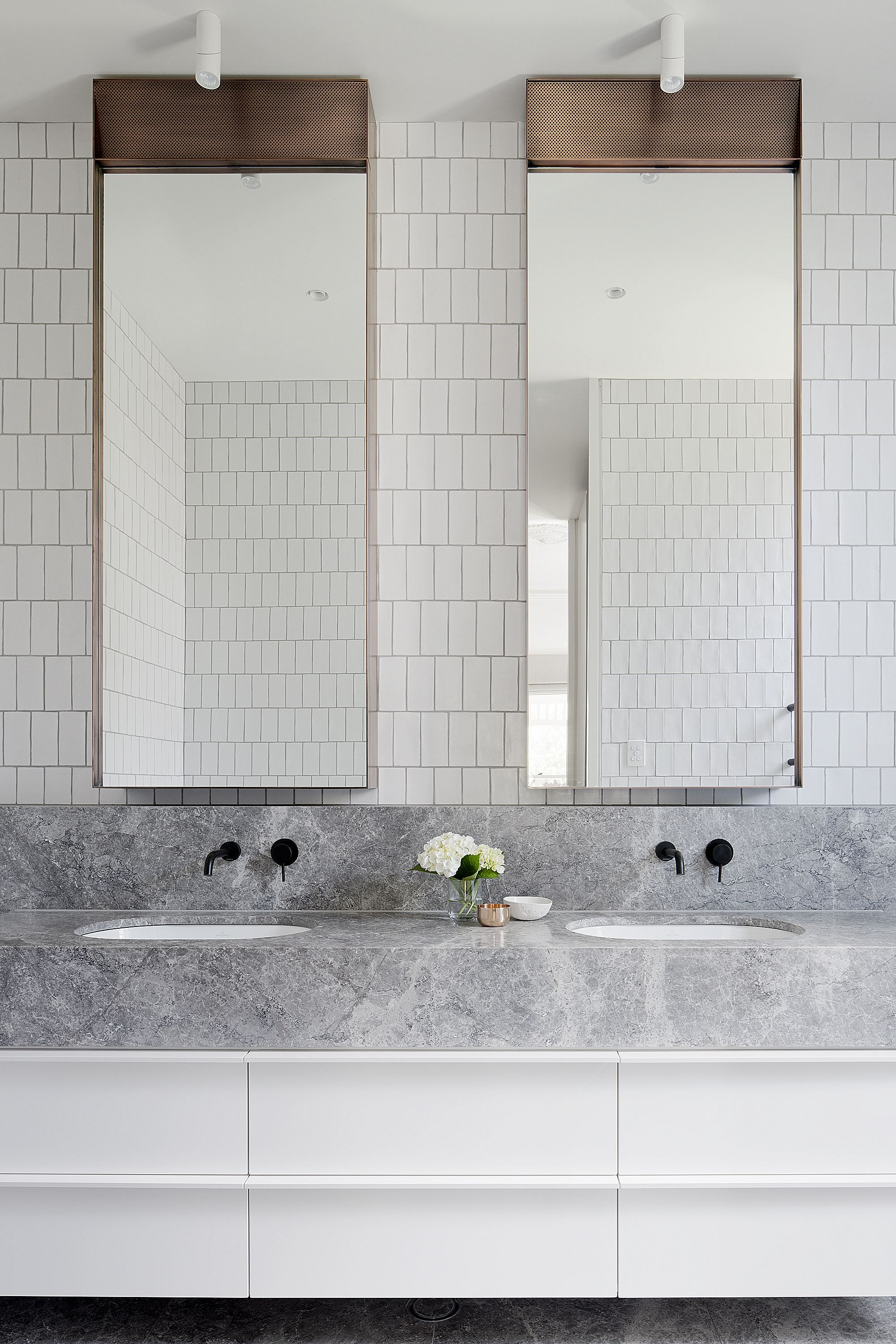 Mirrors and marble | Interior Decorating Wish List | Pinterest ...