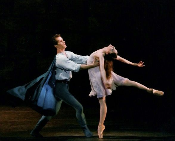 Romeo Juliet Seth Orza Kathryn Morgan New York City Ballet Dance Photography Ballet Beauty Dance Poses