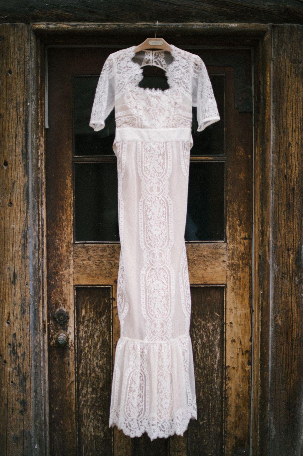 Colorado Springs Summer Camp Wedding   Vintage inspired wedding ...