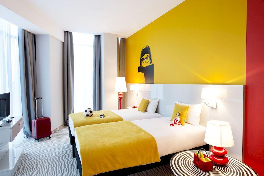 Ibis Styles Wroclaw Centrum Poland Hotel Room Design Hotel