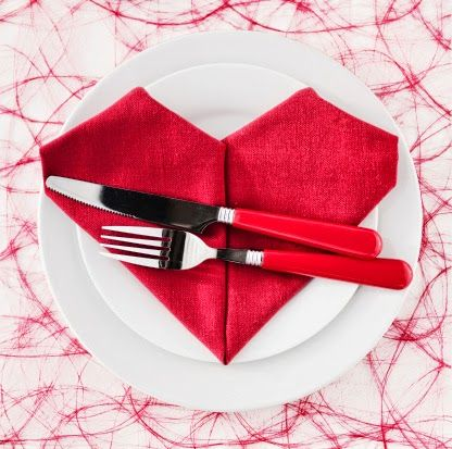 San Valentino Tavolo.10 Idee Per Apparecchiare La Tavola Per San Valentino