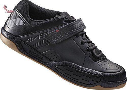 Shimano SH-AM5L - Chaussures VTT - Mixte Adulte - Noir - 46 EU XCnlTRn