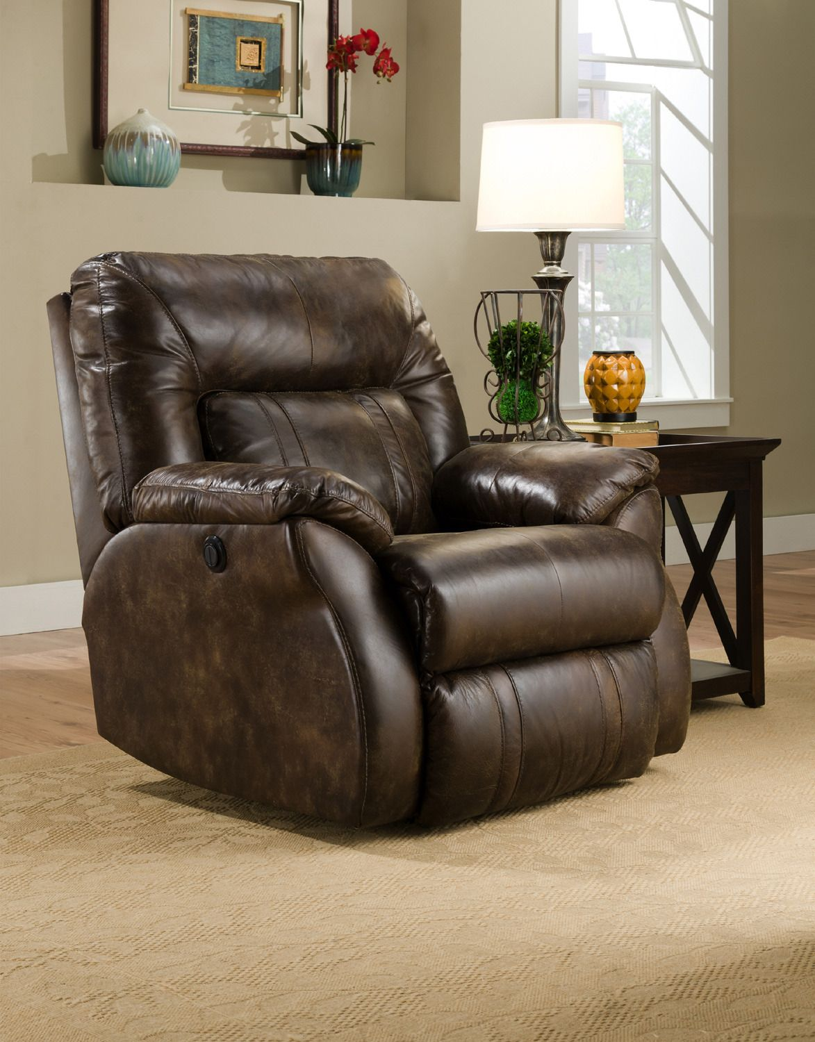 Cosmo Wall Hugger Recliner Southern Motion Furniture Home Gallery Stores Rocker Recliners Recliner Furniture