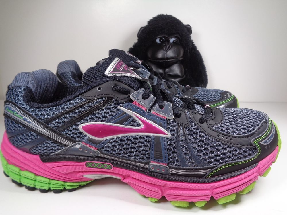 6fee0cb755a57 Womens Brooks Adrenaline GTS 12 Running Training shoes size 8.5 Limited  Edition  Brooks  RunningCrossTraining