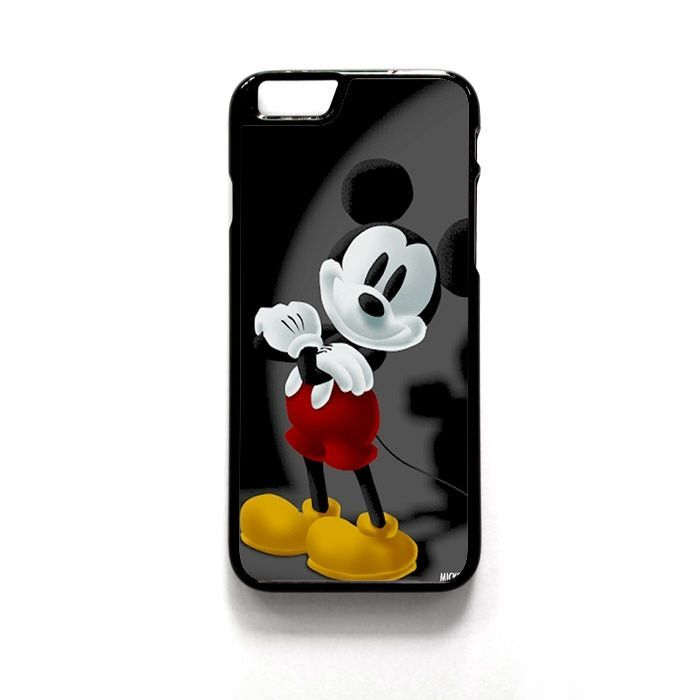 Mickey Mouse Wallpaper For Phone Case IPhone 4 4S 5 5S