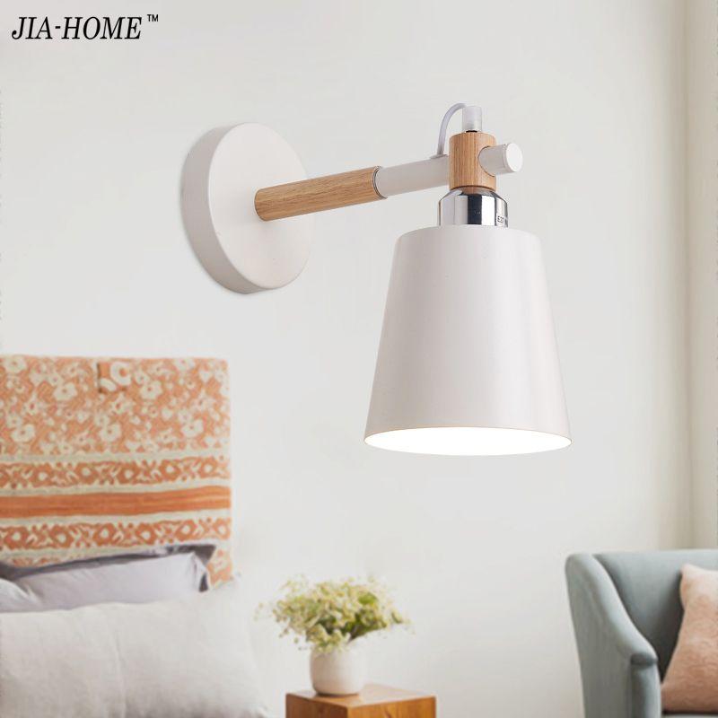 Aliexpress Com Comprar Simple Luz Led Lámpara De Noche Dormitorio Decoración De Pared Creativo Diseñador Lámparas De Pared Lámpara De Pared Luz De Dormitorio