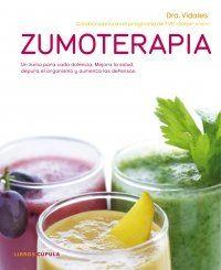 Zumoterapia para adelgazar recetas de postres