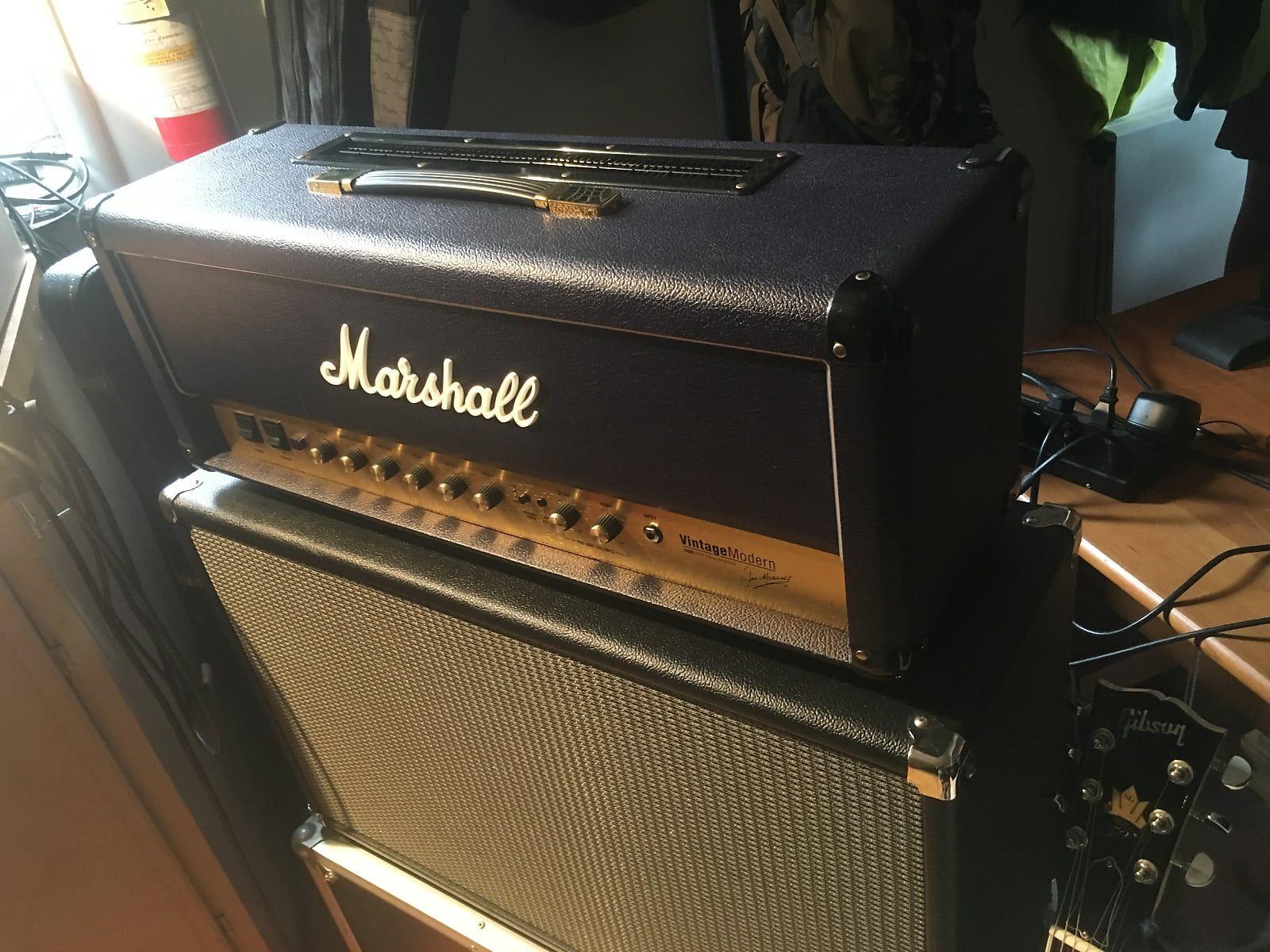 Marshall Vintage Modern 2226 Purple Reverb Modern Vintage Modern Vintage