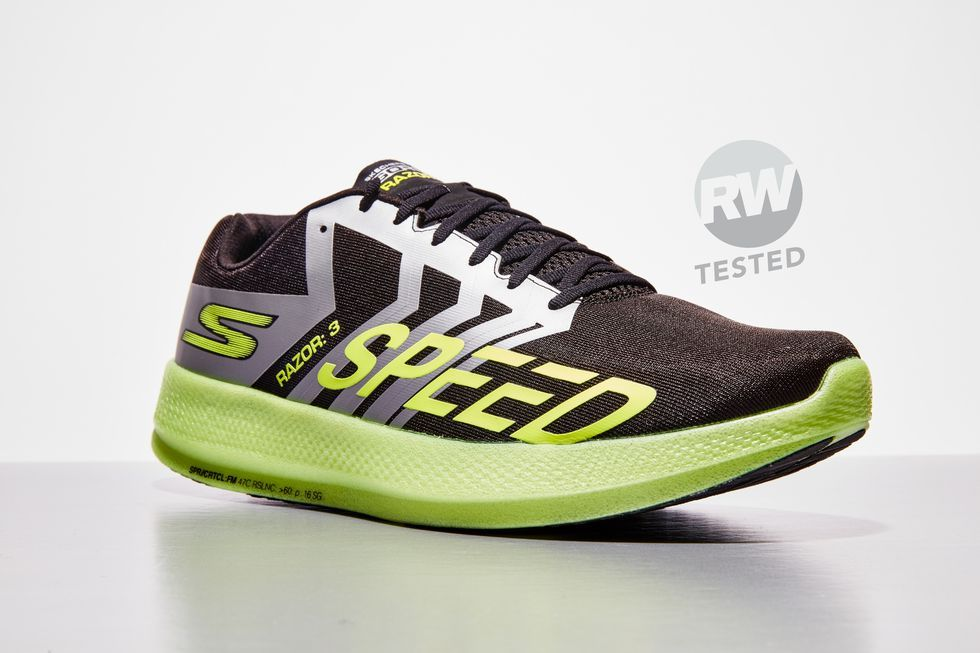 09b71dce6e6 Here's Why Everybody's Talking About the Skechers GOrun Razor 3 ...