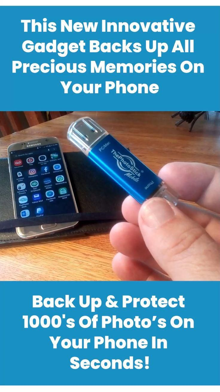 Never Lose a Precious Memory Again With This Innovative Gadget