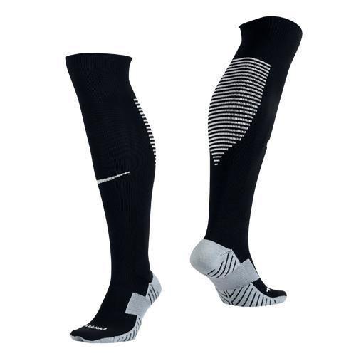 Nike Mens OTC Squad Black Gray Soccer Socks 8-12 L SX5346 ...