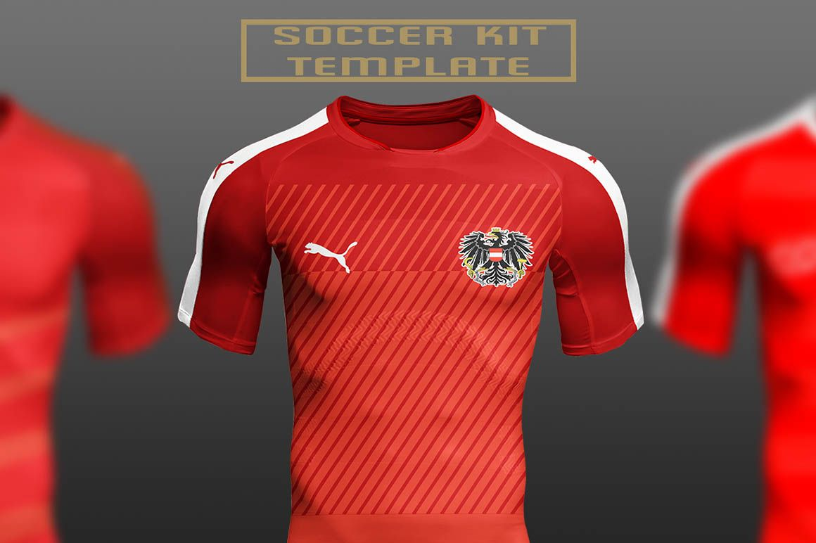 Download Free Soccer Kit Mockup Dealjumbo Com Discounted Design Bundles With Extended License Soccer Kits Soccer Football