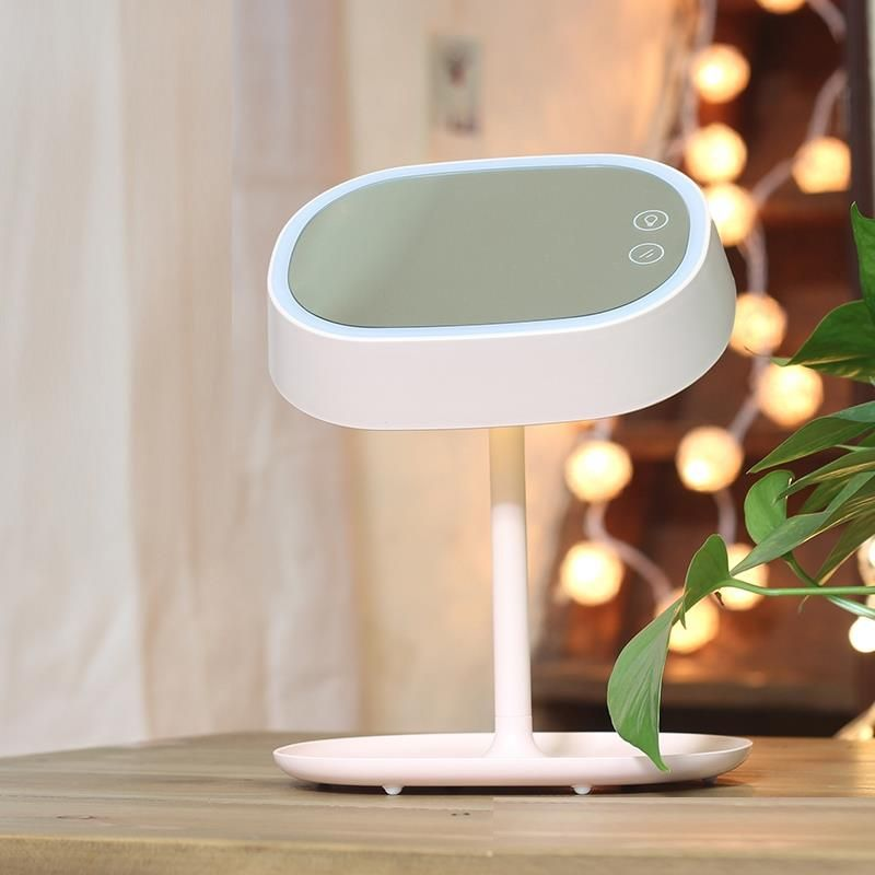 The Study Desk Lamp That Shield An Eye Creative Students Bedroom Charging  Folding Touch Lamp LED