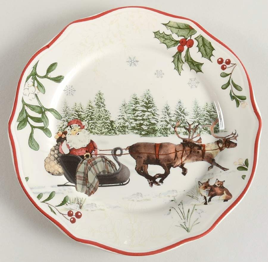 bc6aa859876e5476405cf32b3ee6f50f - Better Homes And Gardens Winter Forest Dishes