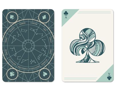 "Check out this @Behance project: ""Zodiac Playing Cards"" https://www.behance.net/gallery/17460521/Zodiac-Playing-Cards"