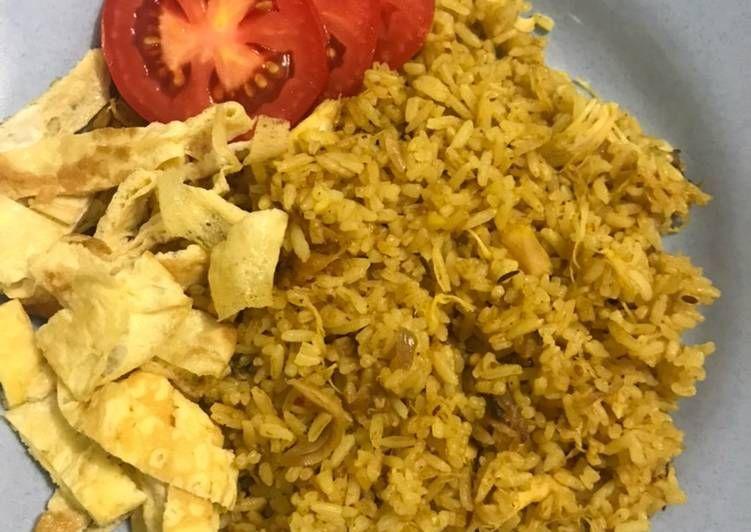 memasak  nasi goreng kare ayam enak resep   resep masakan nasi goreng masakan Resepi Nasi Serai Azie Kitchen Enak dan Mudah