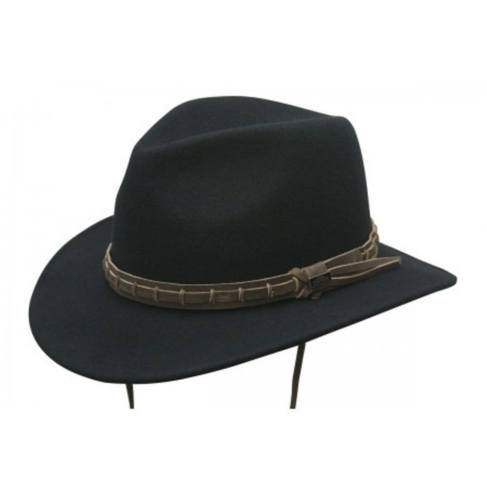 Hat Country Wool Outdoor Hat