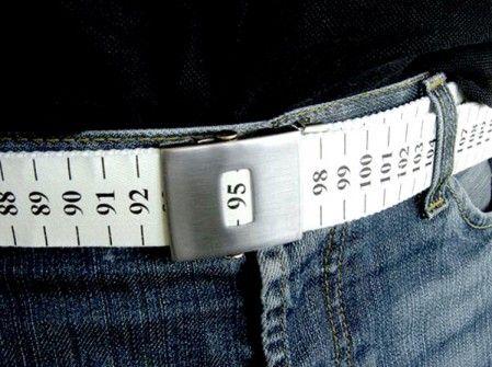 Invento - Cinturón para hacer Dieta