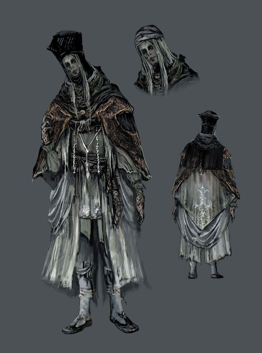 dark souls 3 sorcerer set location
