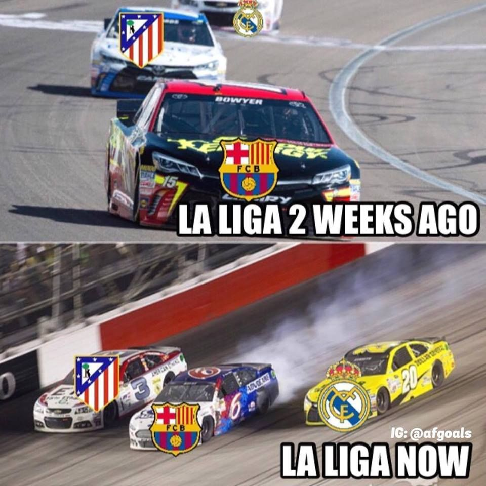 LigaBBVA right now
