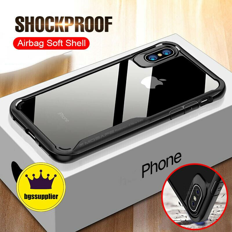For iphone xr xs max x case 11 pro 7 8 plus shockproof