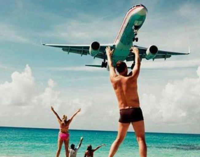 Plane to Catch