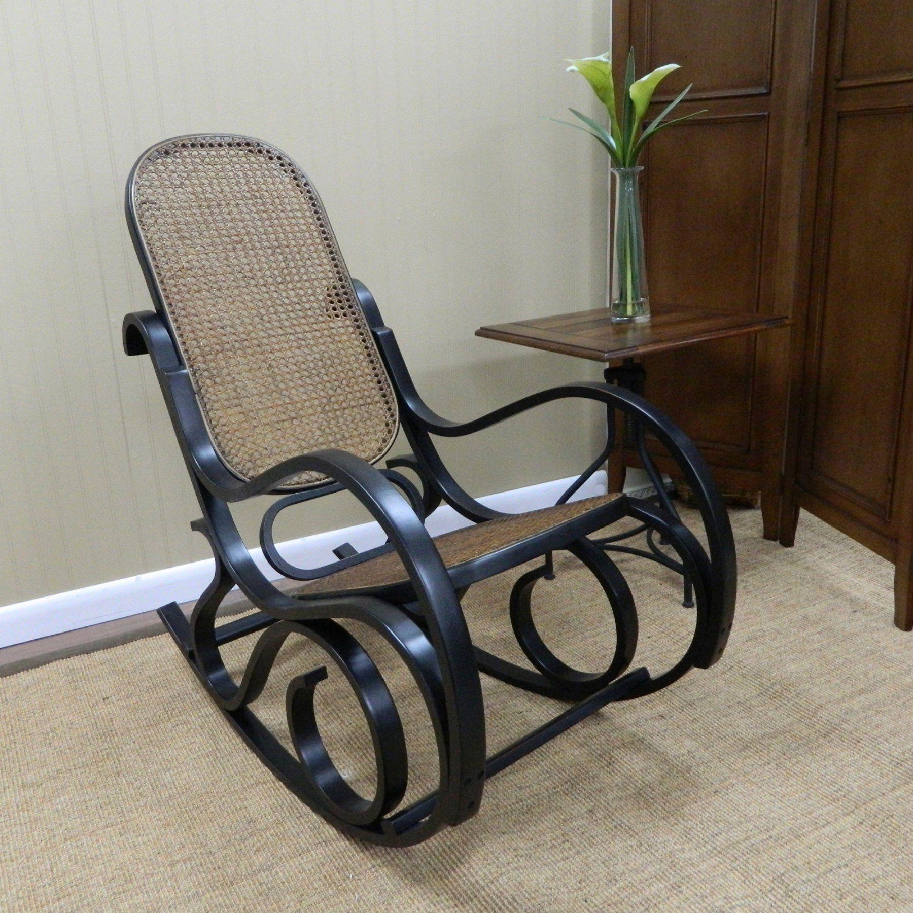 Delightful Carolina Cottage Victoria Bentwood Rocking Chair   51190 NC