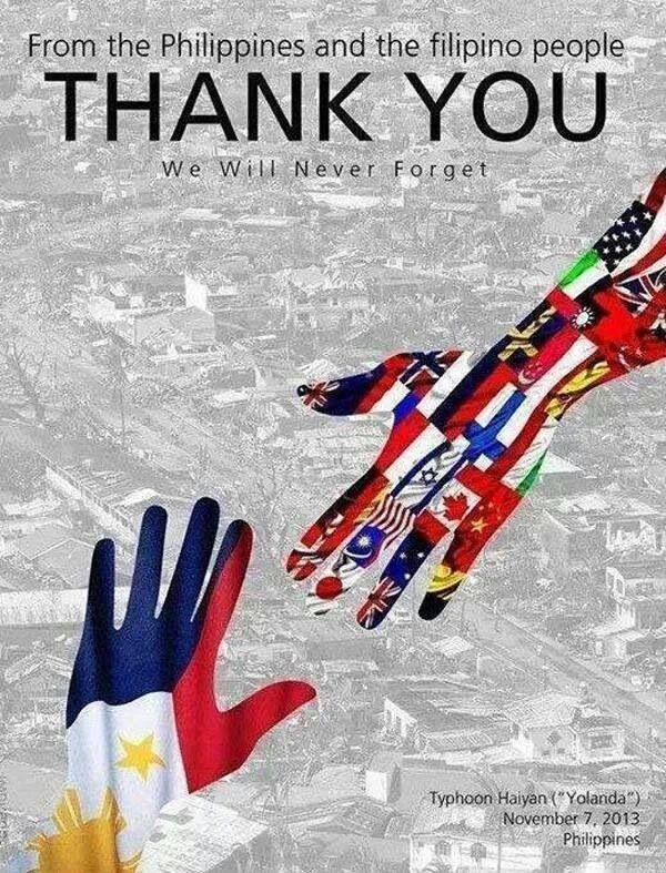 Thank you world for your Help! ️ Philippines, Filipino