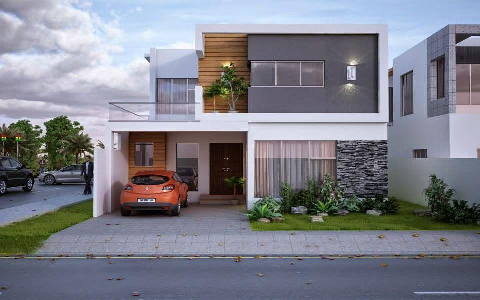 5 Marla Corner House 960 600 Fachadas Facade