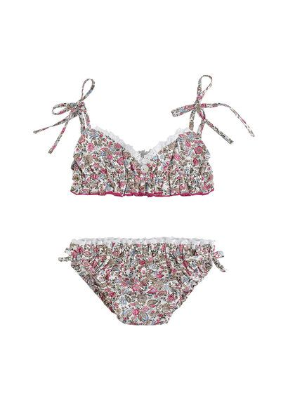 Birdy Bikini Set by La Faute à Voltaire at Gilt