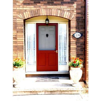 Diy Laurentian Wood Screen Door 34 Inch X 80 Inch Stwl34 Home Depot Canada 120 Wood Screen Door Screen Door House Exterior