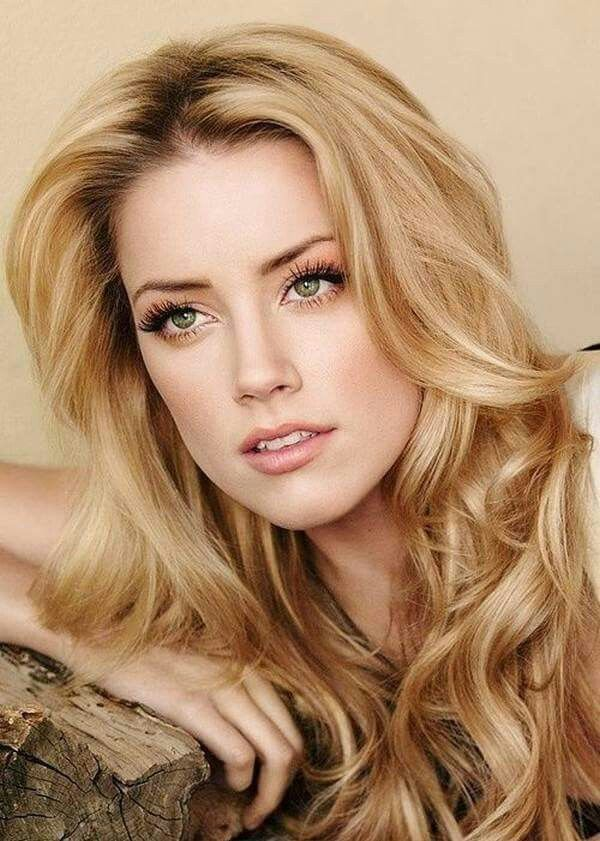 Pin By Herbalcolor On Beautiful Woman Cool Blonde Hair Honey
