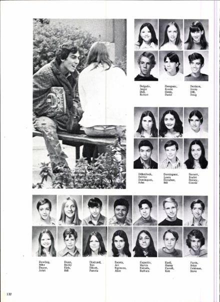 1973 azusa high school yearbook via classmates com azusa