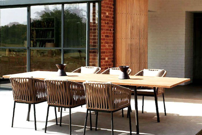 Salon De Jardin Tresse Luxury Garden Furniture Dining Room