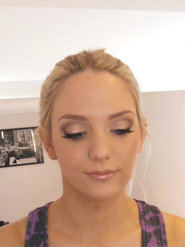 Wedding Eye Makeup Natural Bronze Tone