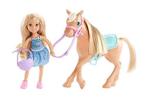 Barbie Club Chelsea Doll Horse In 2019 Toys Barbie