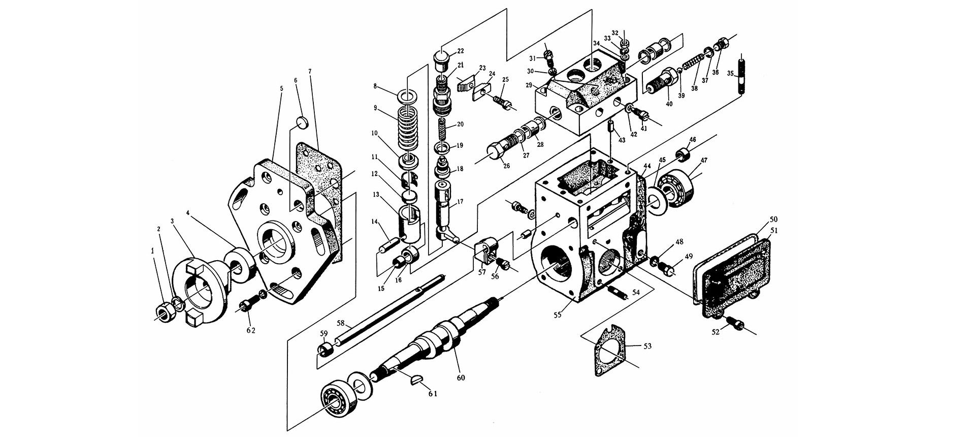 Jinma Fuel Injection Pump Diagram Trusted Wiring Diagrams Cav On Perkins Ty290 Engine 180 Tractor Pinterest Heating