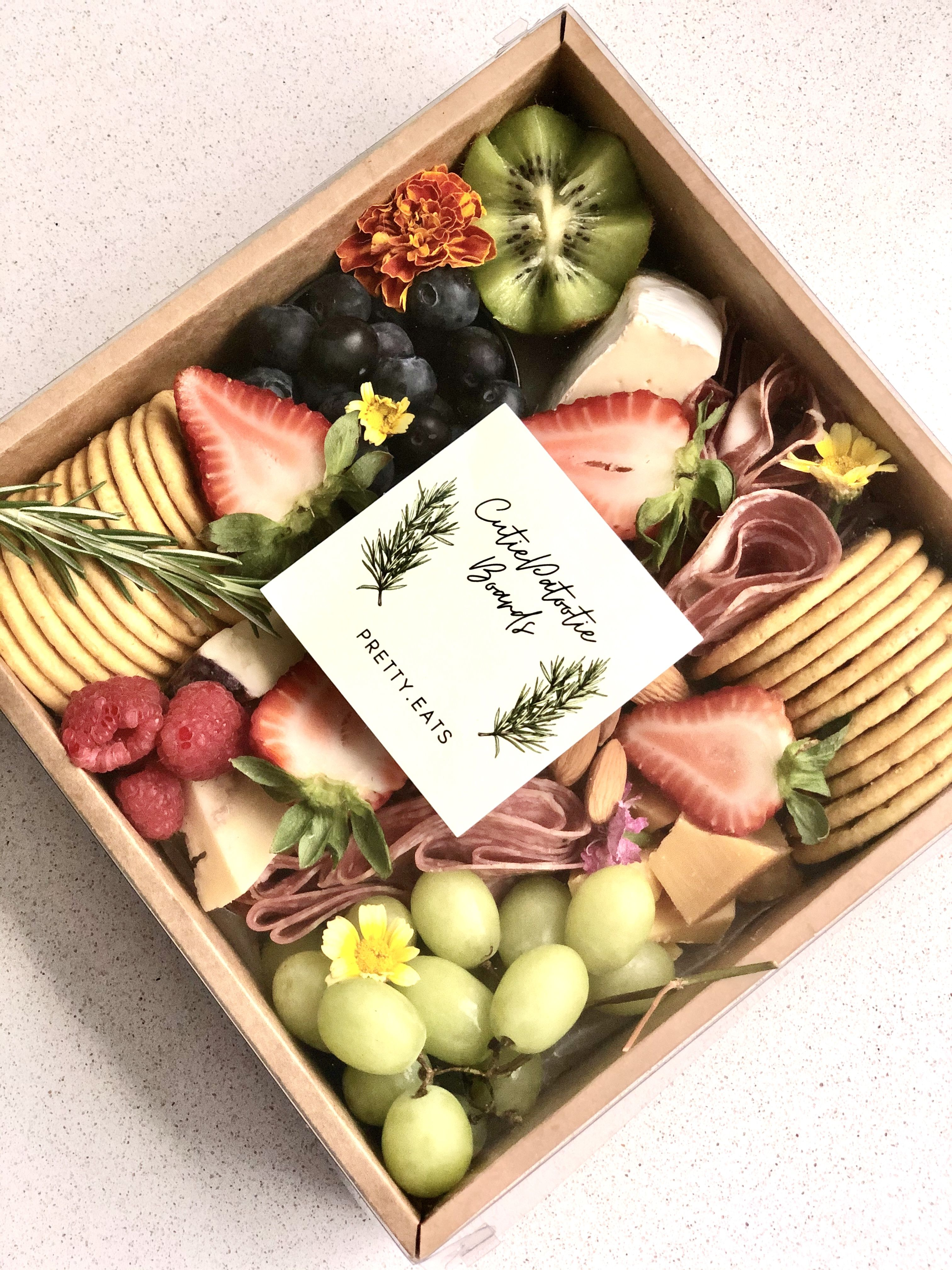 Charcuterie Box In 2020 Charcuterie Gifts Charcuterie Recipes Charcuterie Gift Box