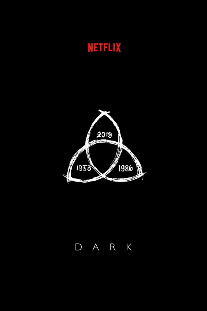 Dark Netflix Poster Collection Artwork Selfmade Fanart Minimalist Poster Dark Wallpaper Netflix