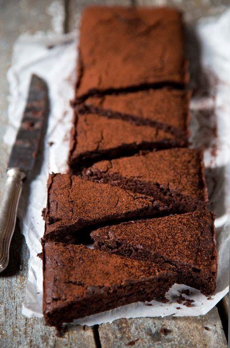 Brownies Mit Kidneybohnen Rezept Backen Pinterest Kuchen
