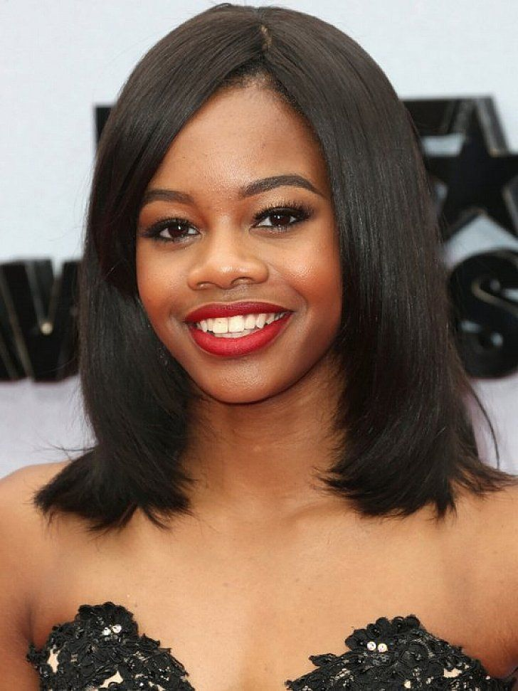 Medium Hairstyles For Black Women medium short wavy hairstyle for black women Shoulder Length Weave Hairstyles For Black Women Google Search