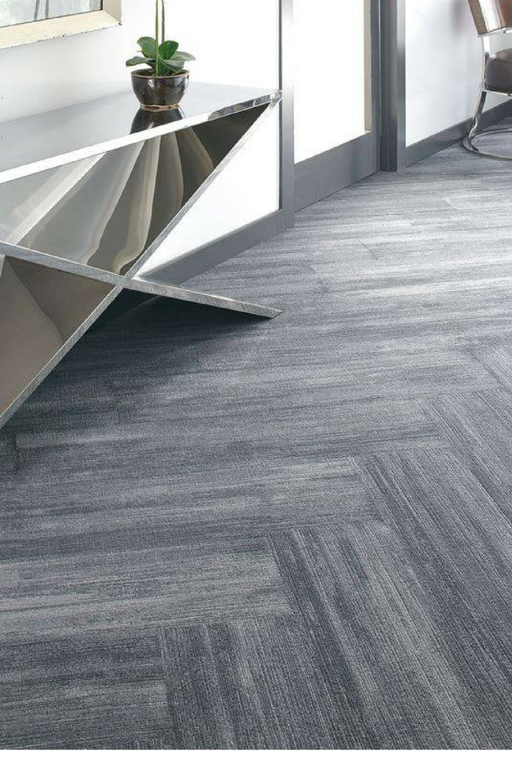 Popular Milliken Commercial Great Carpet Tile Laid Out In A