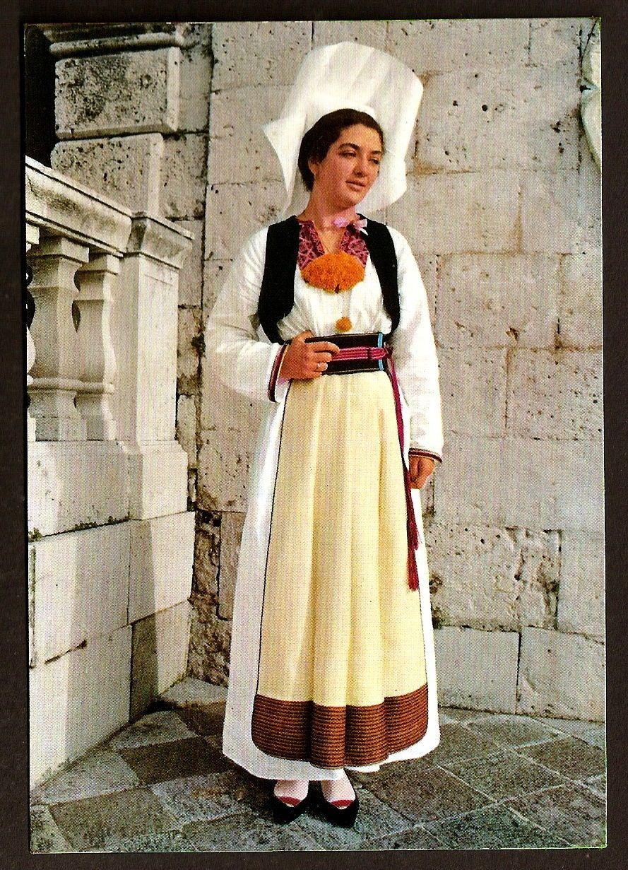 Croatia Konavle Dubrovnik Folk Costume