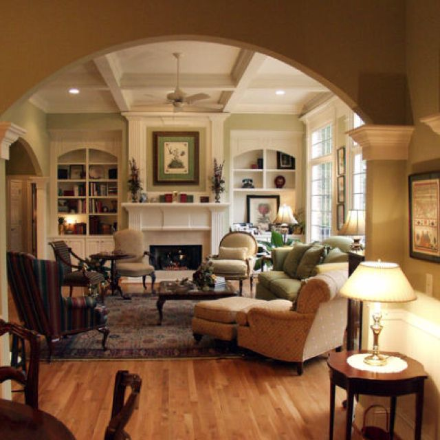 Sitting Room With Wide Open Windows :)