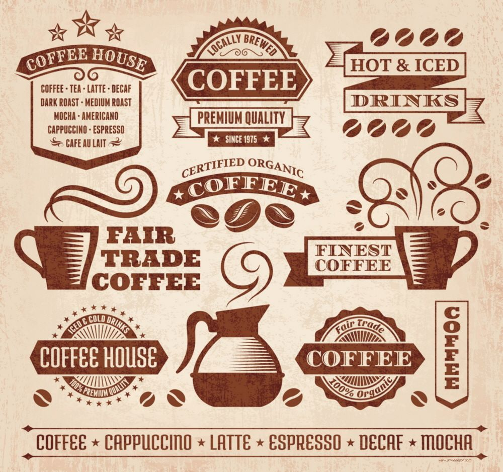 Cafe au lait kitchen decor - Coffeehouse Decorate Your Dining Room Kitchen Like A Coffee Shop Wall Sticker