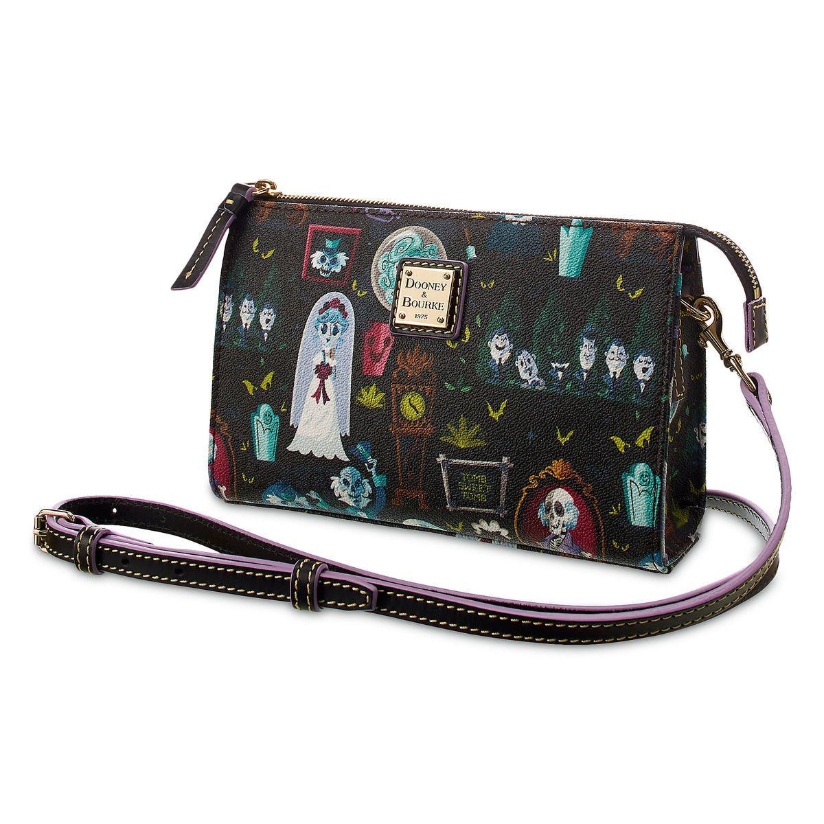 Haunted Mansion Crossbody Bag By Dooney Bourke Disney Dooney Dooney Bourke Dooney