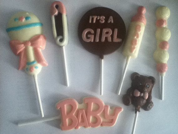 Marvelous 50 Baby Shower / Baby Announcement Girl / Boy By SandiPopLollies, $75.00