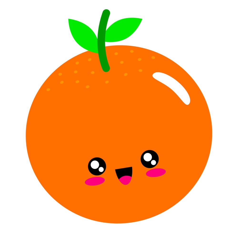 That S Just Superb Orange Illustration Fruit Desenhos De